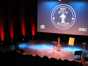Conférence jeudi 24 octobre - La Réunion